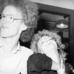 Ivo Olias und Peggy Groß