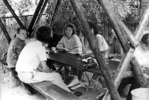 SG-Treffen 1989: Burg Rabenstein